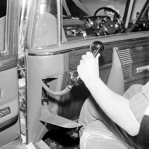 Mercedes-Benz Typ 600, 1964.