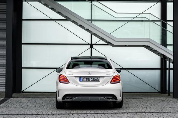 Mercedes-Benz C 450 AMG 4MATIC, Exterieur: Diamantweiß exterior: diamond white