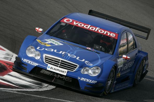 DTM Barcelona, 23.09.2007