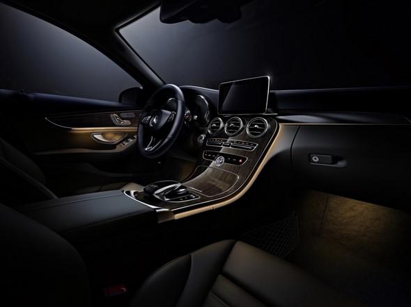 Mercedes-Benz C-Klasse (W 205) 2013