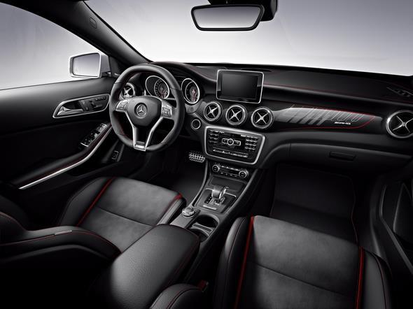 GLA 45 AMG Edition 1 (X 156) 2013