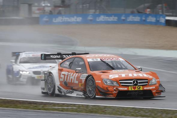 Motorsports / DTM: german touring cars championship 2013, 7. round at Nuerburgring, Germany