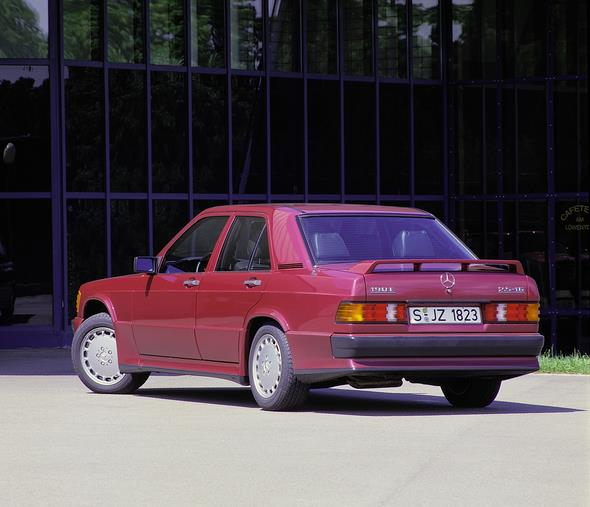Mercedes-Benz Typ 190 E 2.5-16