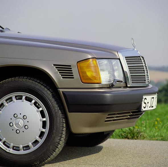 Mercedes-Benz Typ 190 D 2.5 Turbo