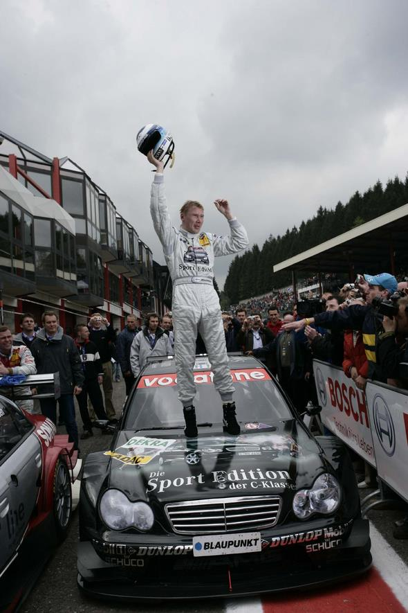 DTM 2005 Spa-Francorchamps