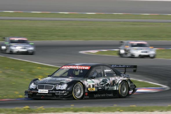 DTM 2005 Eurospeedway Lausitz
