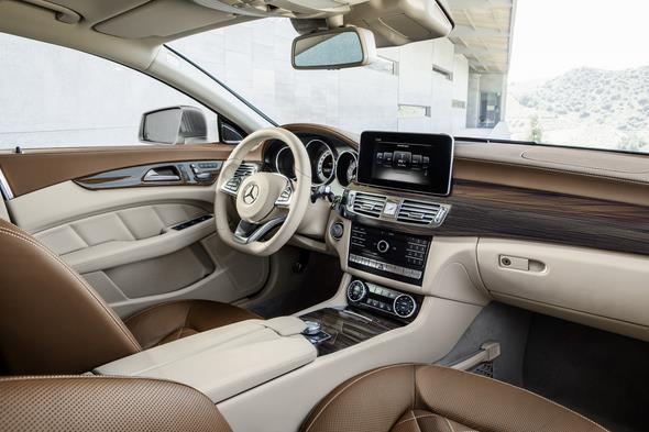 Mercedes-Benz CLS-Klasse Facelift (X 218) 2014