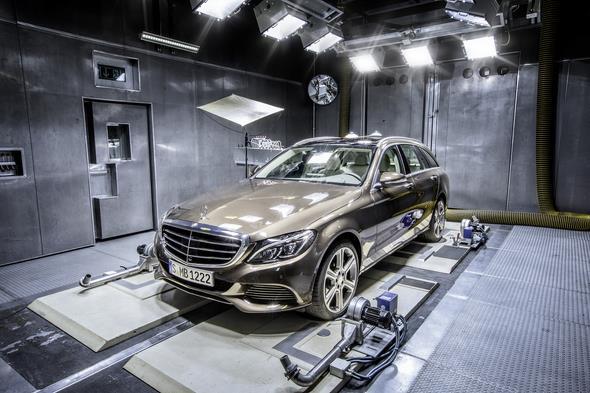 Mercedes-Benz C-Klasse, T-Modell  (S 205) 2014