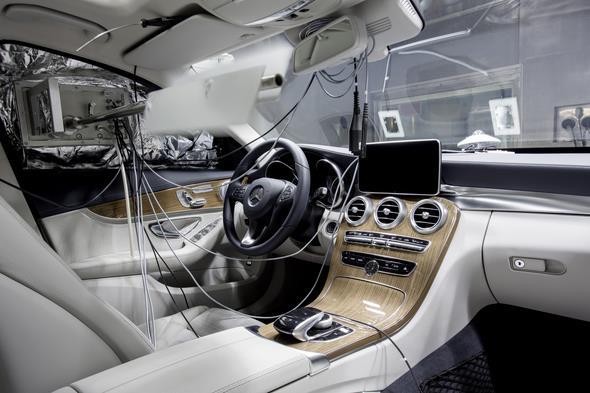 Mercedes-Benz C -Klasse (W 205), 2014