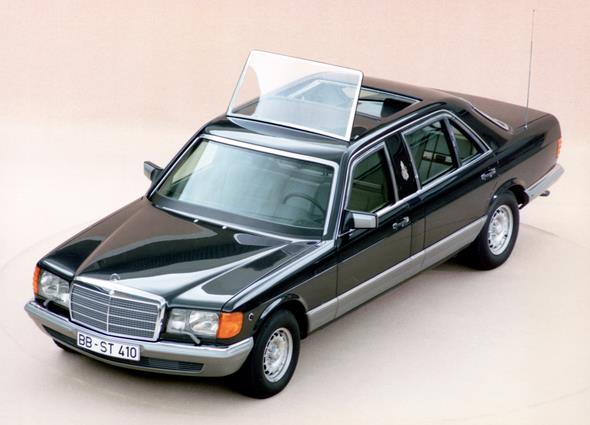 S-Klasse W126