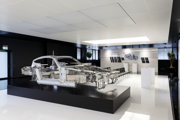 Weltpremiere: Der neue Mercedes-AMG GT, Affalterbach 2014 World Premiere: The new Mercedes-AMG GT, Affalterbach 2014