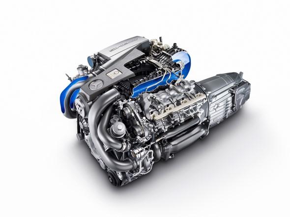 AMG Motor M157