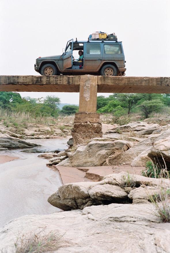 1989: Otto in Kenia 1989: Otto in Kenya