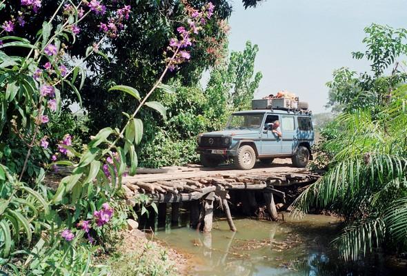 1991: Otto in Guinea 1991: Otto in Guinea