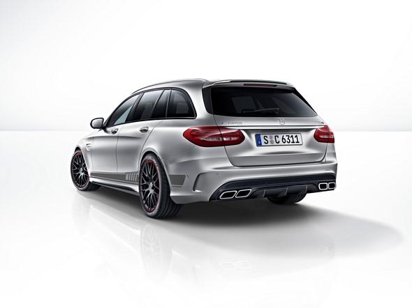 Mercedes-AMG C 63  Edition1 (BR 205); 2014