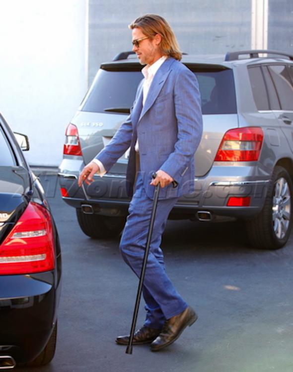 Brad-Pitt-Mercedes-Benz
