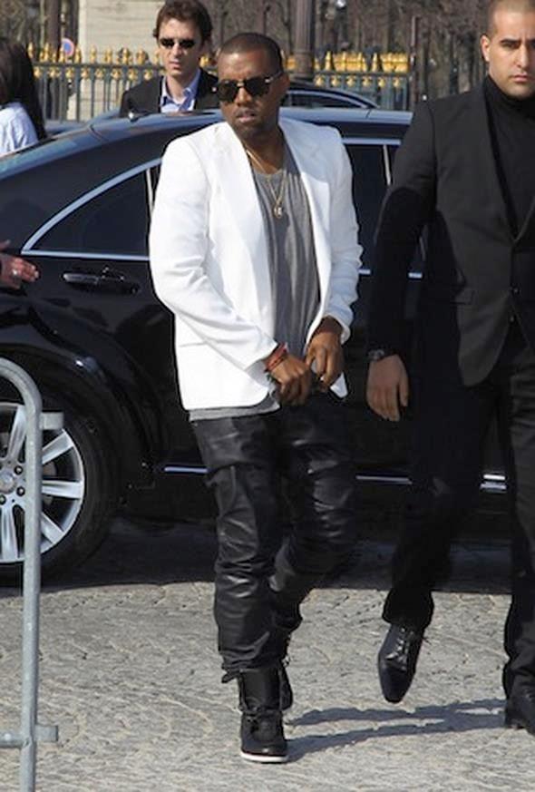 Kanye-West-Mercedes-Benz