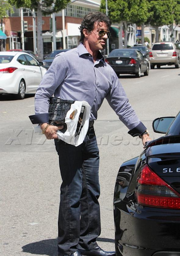 Sylvestor-Stallone-Mercedes-Benz-SL65