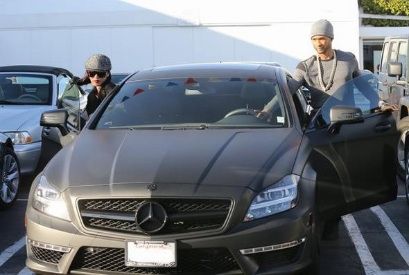 Usher-Mercedes-Benz-CLS