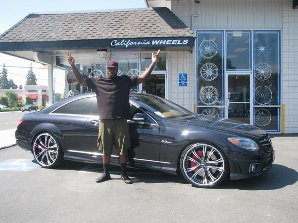 patrick-willis-Mercedes-CL63