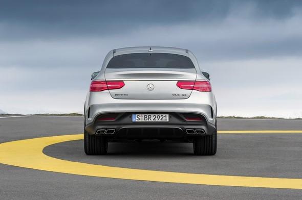 Mercedes-AMG GLE 63 (C 292) 2014