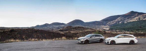 CLA 250 4MATIC, Mercedes-AMG CLA 45 (X117) 2014