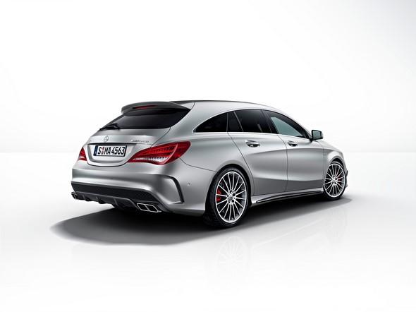 Mercedes-AMG CLA 45 Shooting Brake (X 117) 2014