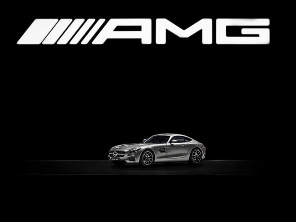 Mercedes-AMG GT Modellauto