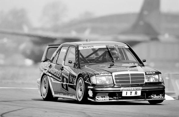 Flugplatzrennen Wunstorf (1. + 2. Lauf), 1991