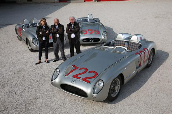 Scrutineering, Technische Abnahme, Mille Miglia Museum
