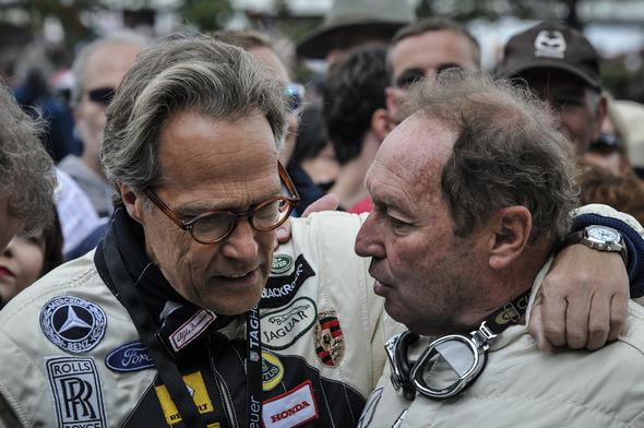 Goodwood Festival of Speed 2014, 120 Years of Motorsport - Jochen Mass