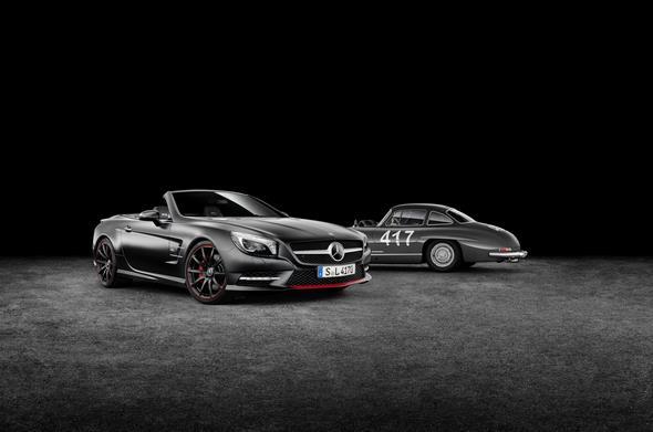 "Mercedes-Benz SL Special Edition ""Mille Miglia 417"" (R 231) 2015"