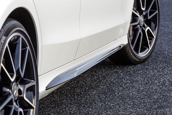 Exklusives AMG Zubehör für C-Klasse Modelle mit AMG Line und C 450 AMG 4MATIC