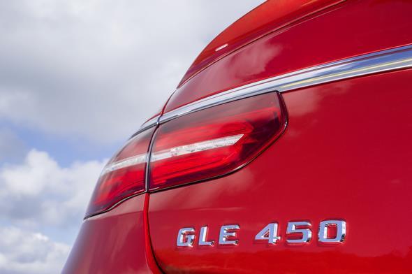 GLE 450 AMG 4MATIC (C 292) 2014; Exterieur: Designo Hyazinthrot Metallic exterior: designo hyacinth red metallic