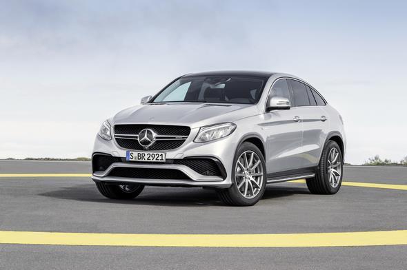 Mercedes-AMG GLE 63 (C 292) 2014; Exterieur: Diamantsilber exterior: diamond silver