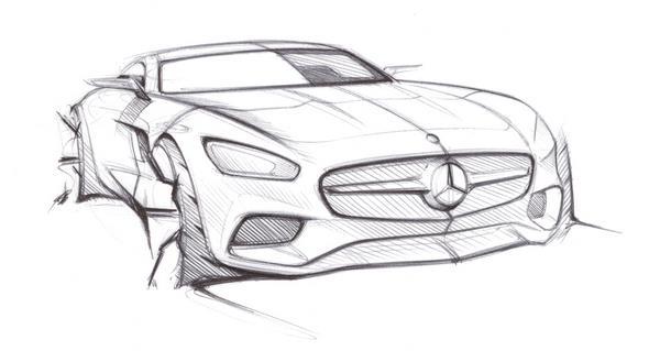 Mercedes-AMG GT (C 190) 2014