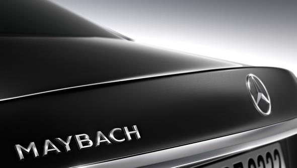 Mercedes-Maybach (X 222) 2014