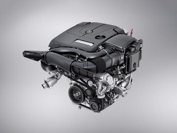 Mercedes-Benz GLC. 4-Zylinder Benzinmotor, M274 4-cylinder gasoline engine, M274
