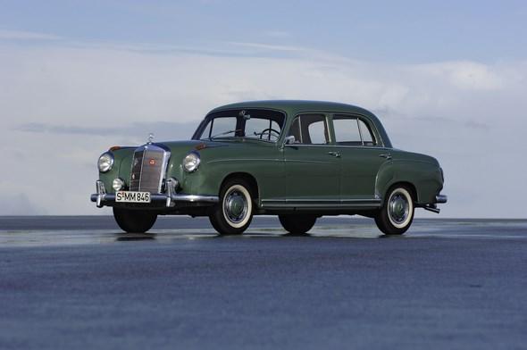 Mercedes-Benz Typ 220 - 220 SE (1954 - 1959)