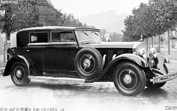 Mercedes-Benz Typ 630