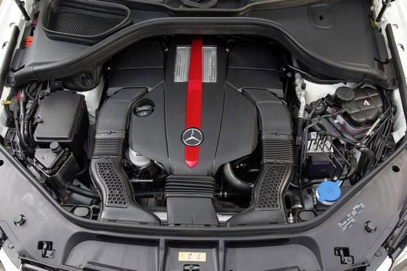 GLE 450 AMG 4MATIC, W166, 2015