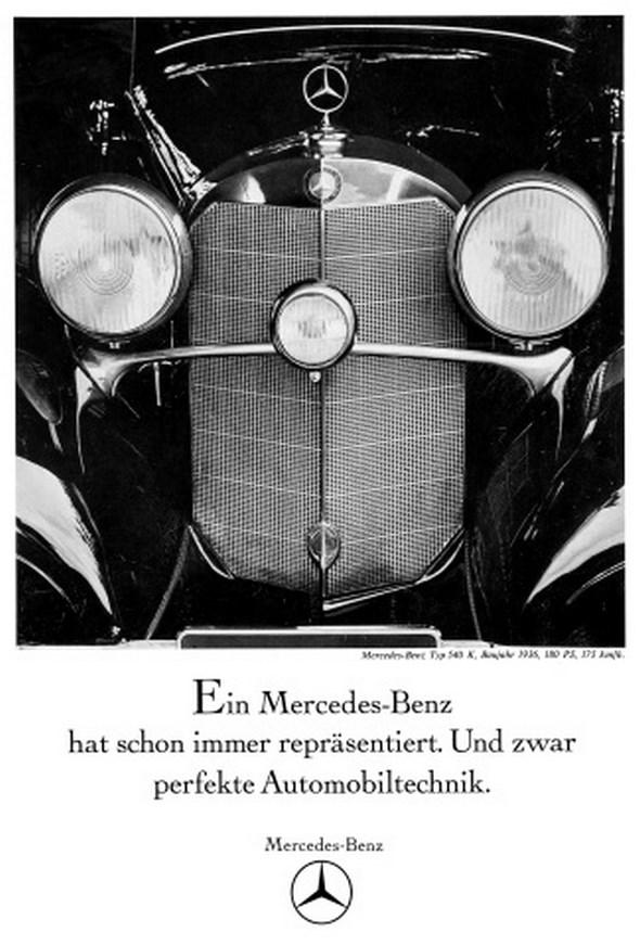Werbeanzeigen Pkw 1968