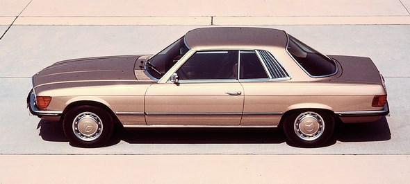 Mercedes-Benz Typ 450 SLC der Baureihe 107