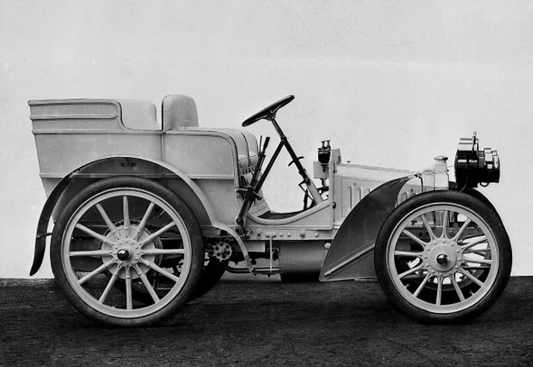 mercedes first model series 1900 1901 mercedes