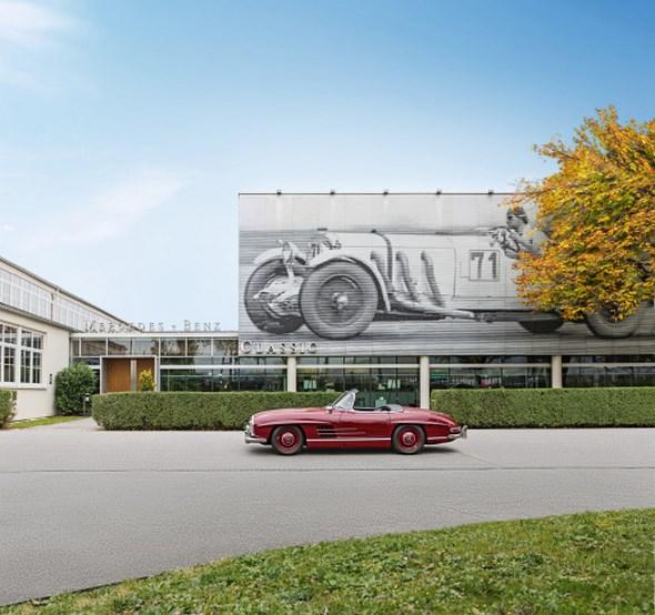 Mercedes-Benz Classic Fellbach