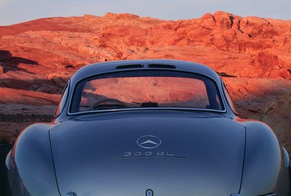 Mercedes-Benz Typ 300 SL Coupé, 1954
