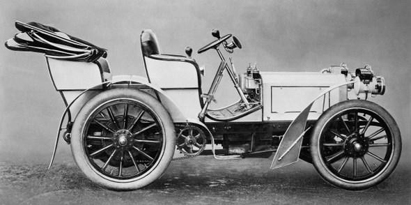 Daimler Motorwagen