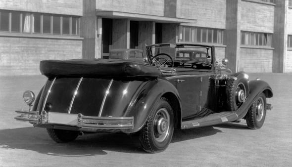 MB Typ 540 K lang Tourenwagen