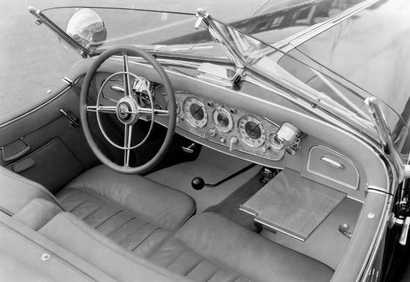 Mercedes-Benz Typ 540 K Cabriolet A