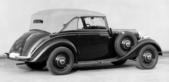 Mercedes-Benz Typ 230 n Cabriolet C, 1937